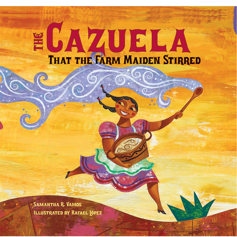 Tour Virtual – La Cazuela That the Farm Maiden Stirred- Virtual Book Tour