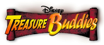 """Treasure Buddies Disney"""