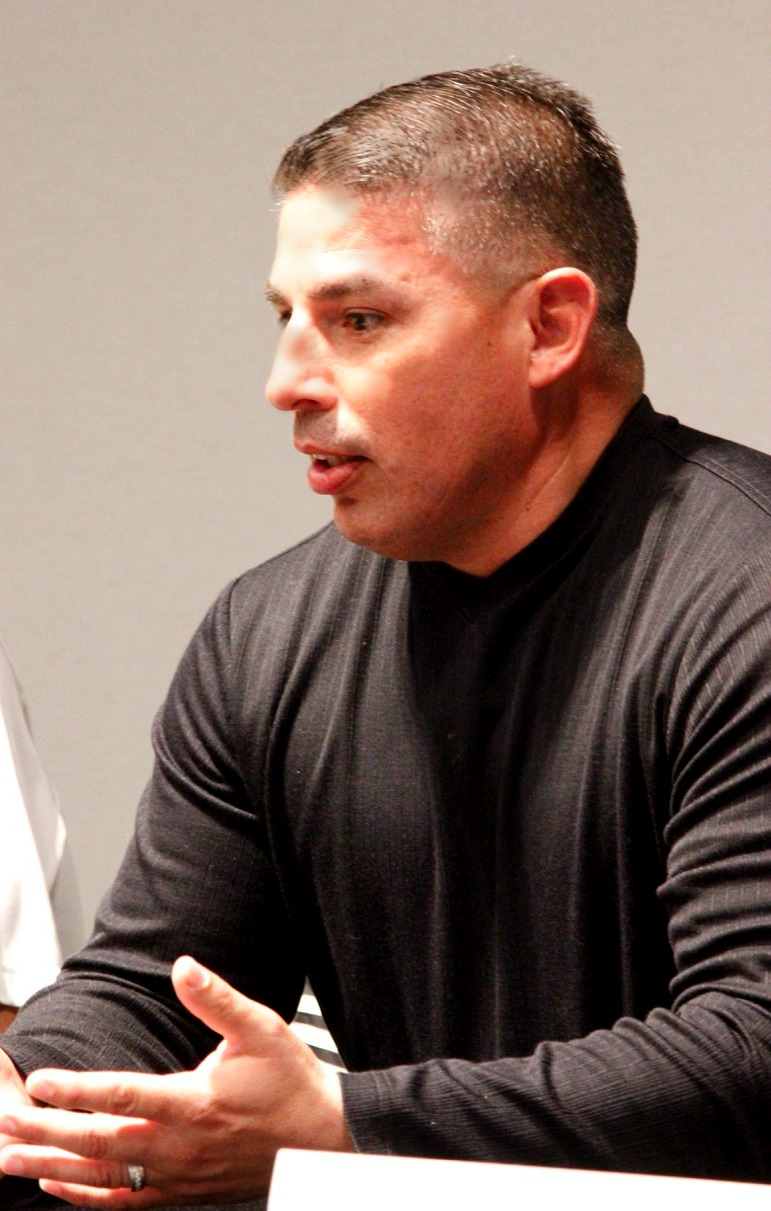 Meet Coach White and the Diaz Brothers Inspirations for McFarland USA #McFarlandUSAEvent