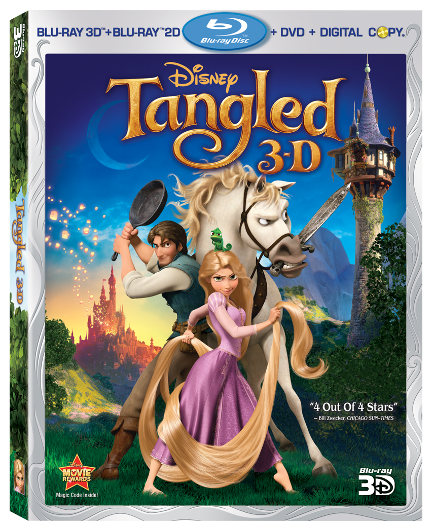 Enredados (Rapunzel) Llega a Tiendas – Sorteo / Tangled is Coming to Stores – Giveaway