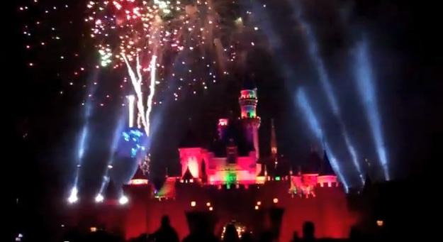 Halloween Screams Fireworks Spectacular