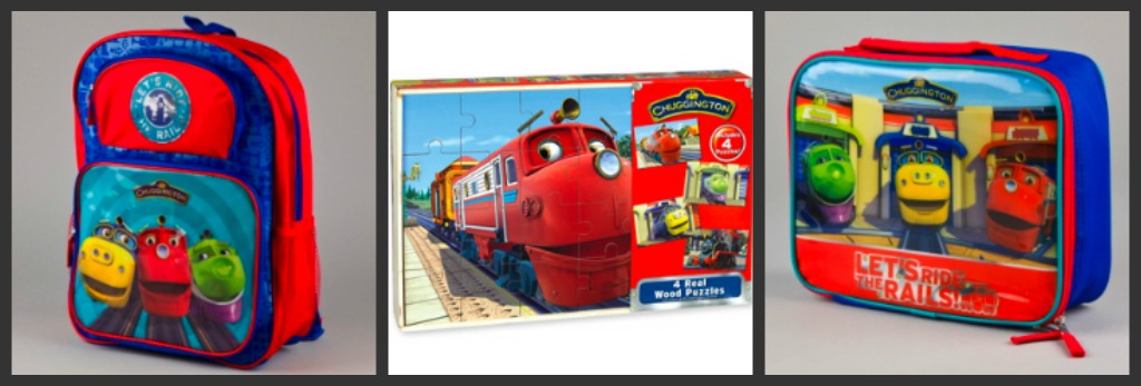 Sorteo # 3 Chuggington Pack Giveaway #3