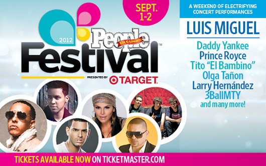 The Festival People En Español and Twitter Parties