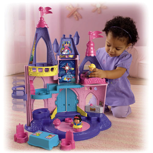 Little People Palacio de Princesas de Disney - Sorteo ...