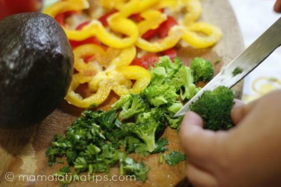 avocado_broccoli_cilantro_mamalatinatips