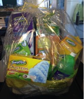 Swiffer Prize Pack
