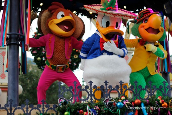 Teh Three Caballeros