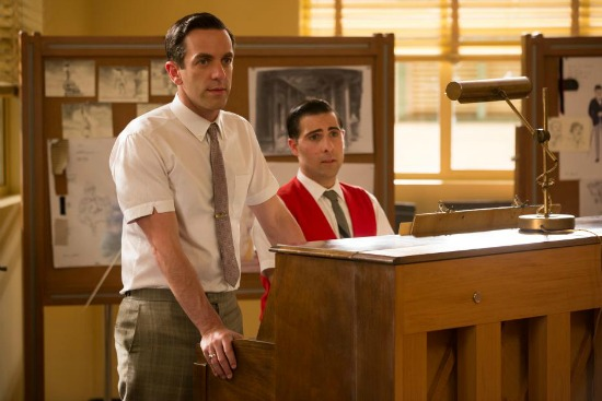 Sherman Brothers in Saving Mr. Banks