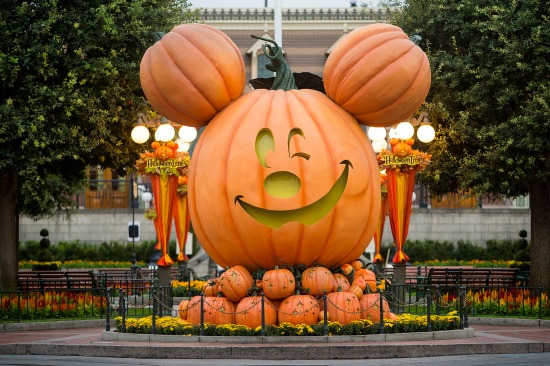 Mickey's Halloween Party Starts Today