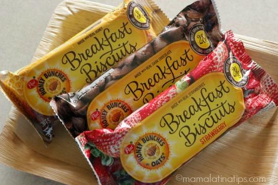 Desayuno en el Camino