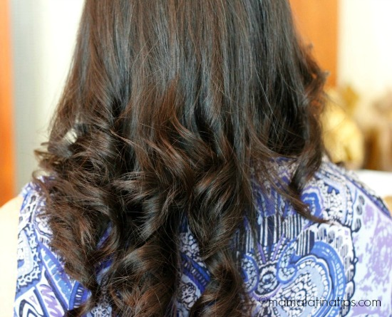 Curly hair - mamalatinatips.com