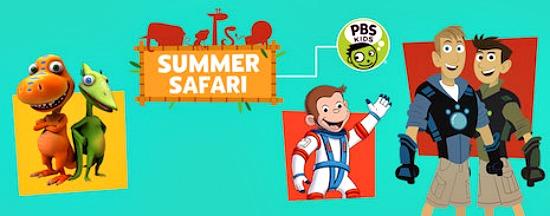 PBS Summer Safari 2015 -
