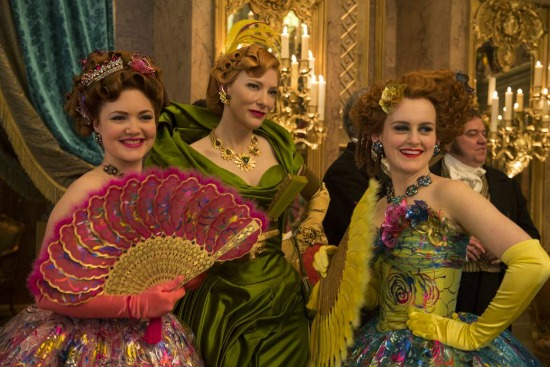 Cinderella Stepmother and stepsisters