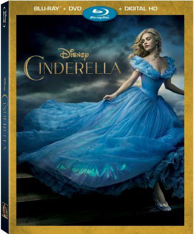 Cinderella Blu-ray/DVD Combo Pack