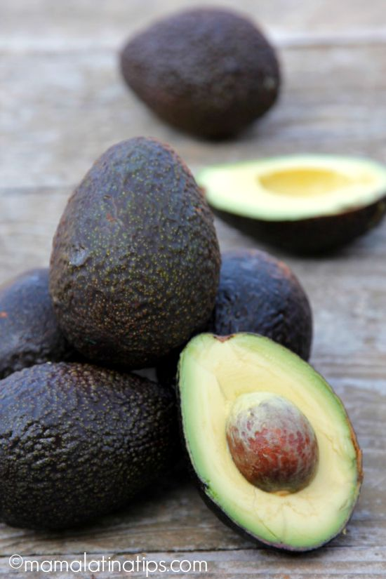 Avocados by mamalatinatips.com