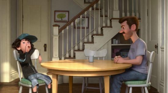 Jordan and Riley's Dad - Inside Out - mamalatinatips.com