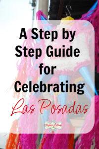 step by step guide for celebrating Las Posadas