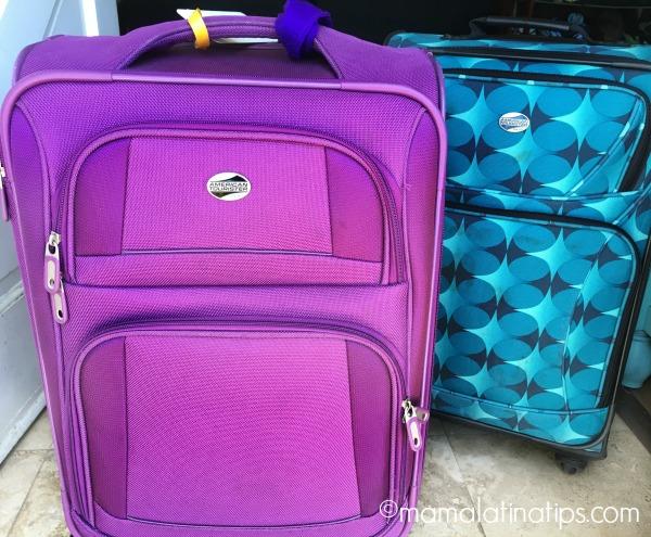 luggage - mamalatinatips