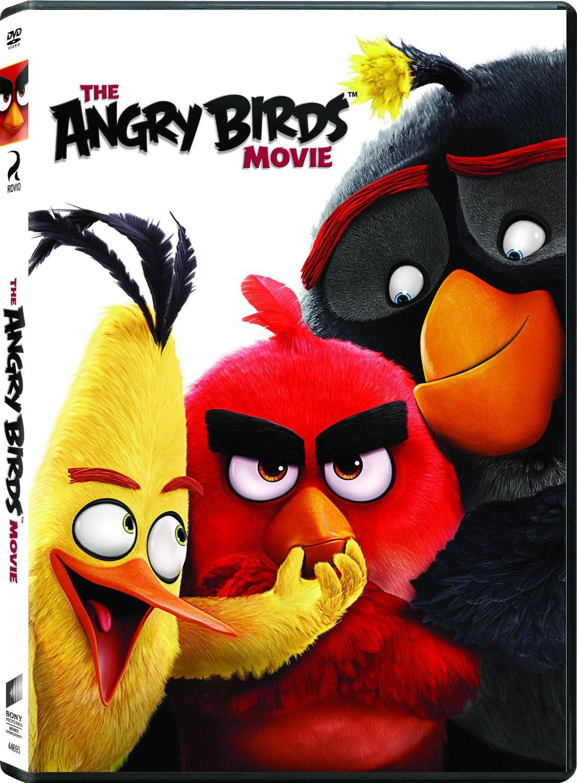 The Angry Birds Movie Giveaway - mamalatinatips.com