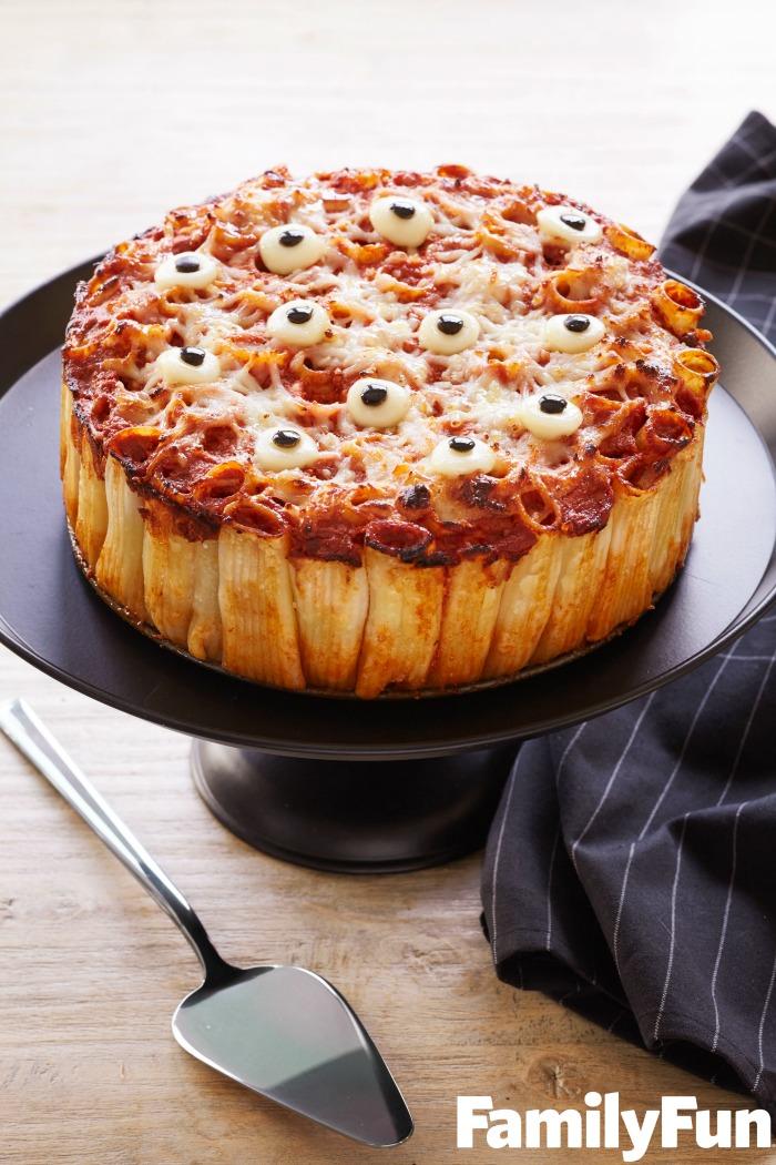 Pasta Pie - mamalatinatips.com