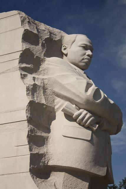Martin Luther King Jr. Memorial in Washington, DC - mamalatinatips.com