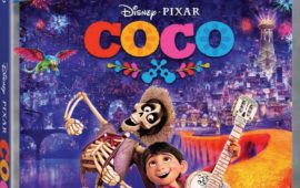 Coco Blu-ray Giveaway