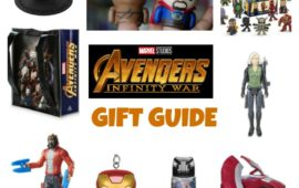 New Avengers Infinity War Gift Guide