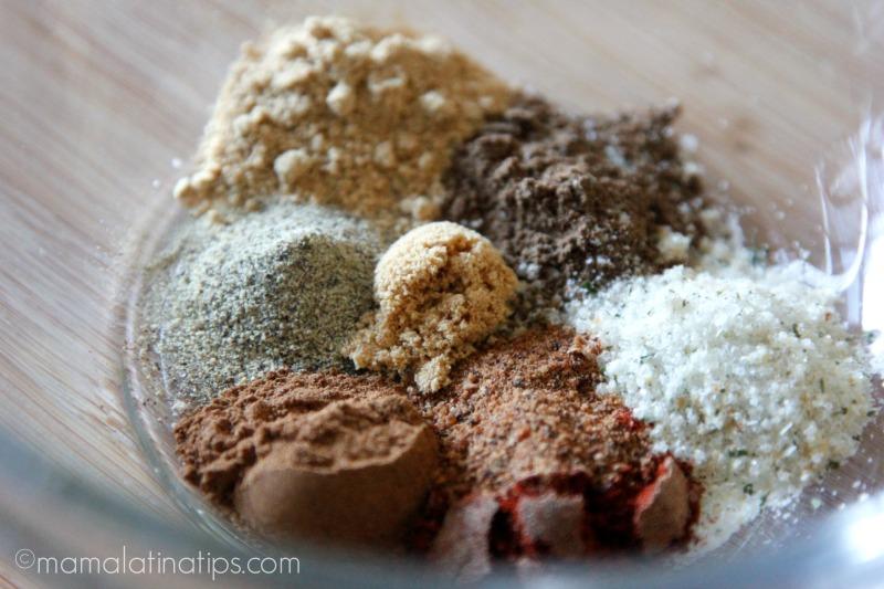 Jamaican jerk spices