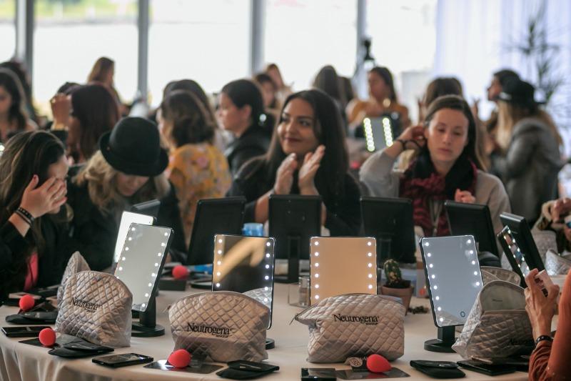 Neutrogena Makeup Masterclass at We All Grow Summit