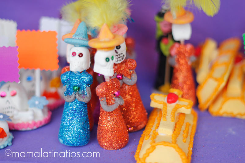 Day of the Dead alfeñiques
