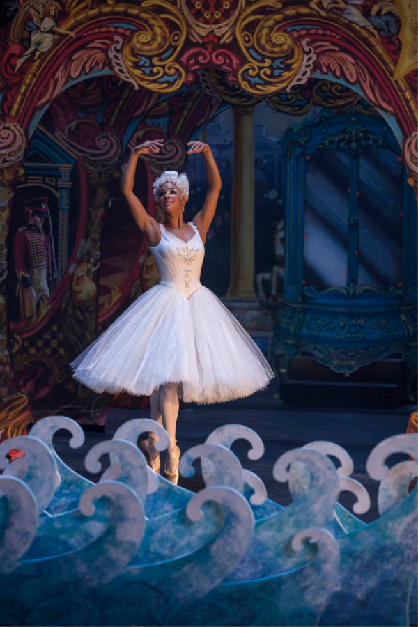 Misty Copeland in The Nutcracker and the Four Realms